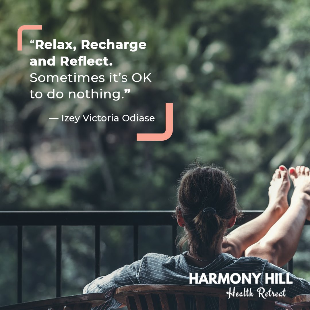 Best ways to reduce stress with Harmony Hill Health Retreat