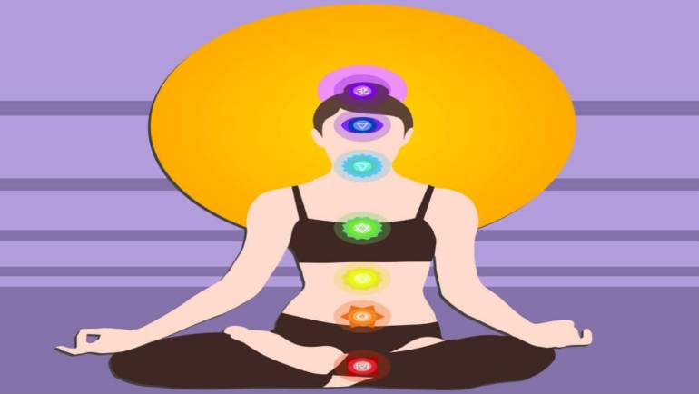 The Chakra Healing Power